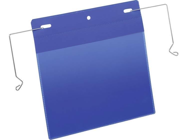 DURABLE Etikethouder 175207 Gegalvaniseerd flexible ophangbeugel  50 Stuks