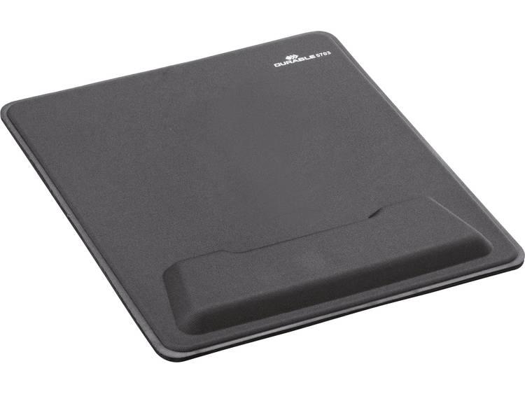 Muismat Durable Mousepad ERGOTOP® Polssteun Antraciet