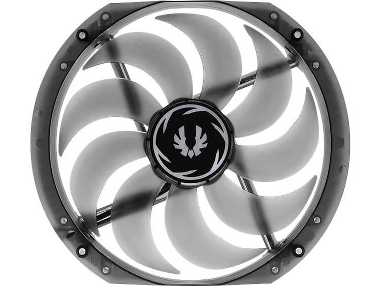 PC ventilator Bitfenix Spectre LED Zwart, Blauw (b x h x d) 230 x 200 x 30 mm