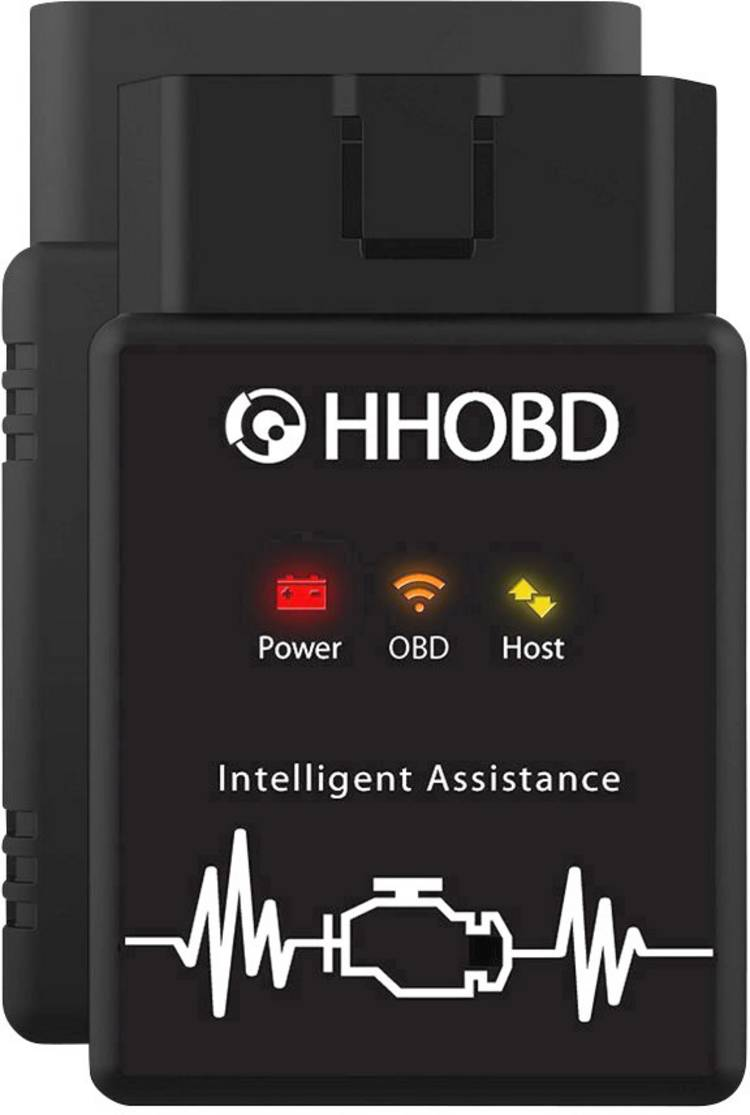 Image of Motorfiets diagnosetool OBD2 EXZA 10599 HHOBD WiFi (fur iOS)