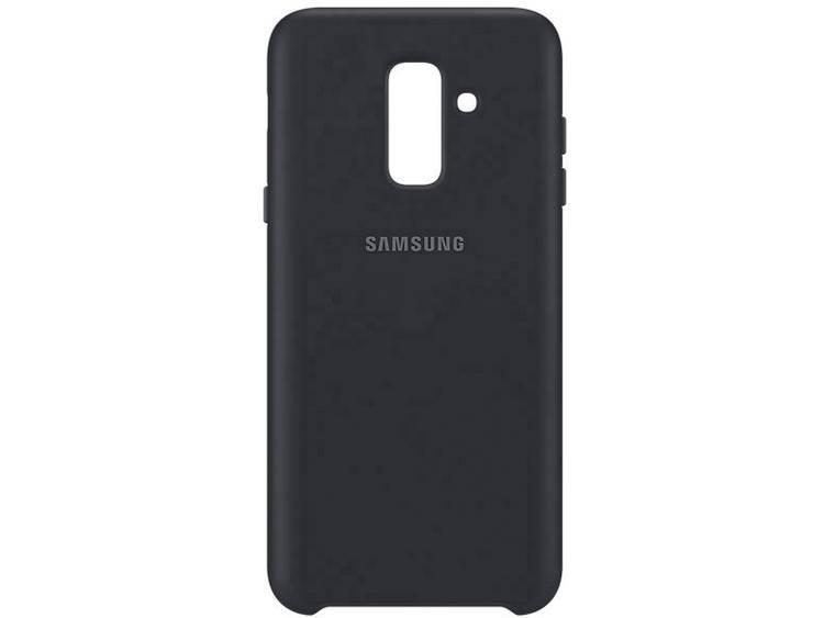 Samsung Galaxy A6+ (2018) Dual Layer Cover EF-PA605CBEGWW Zwart