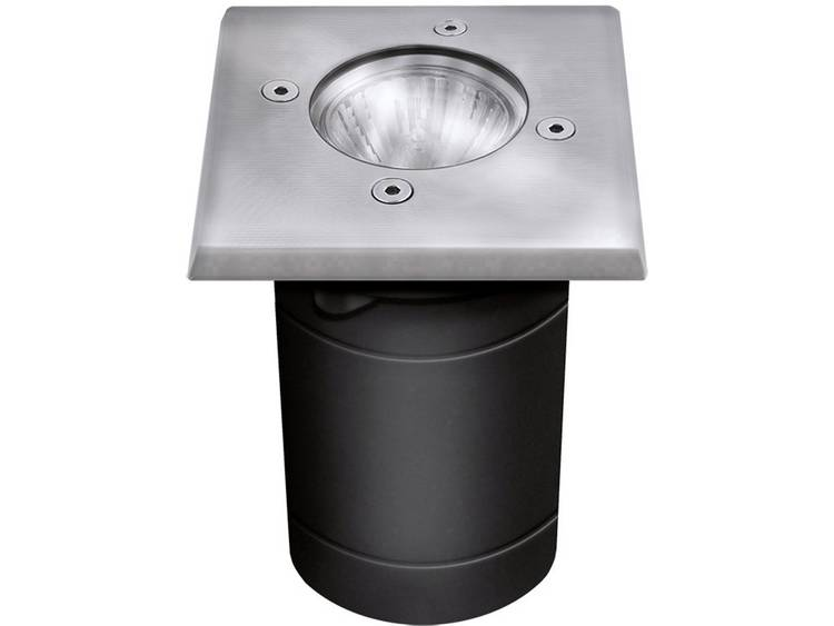 Kanlux Berg 07171 Inbouw buitenlamp GU10 LED 35 W RVS