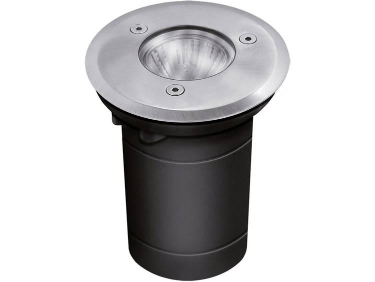 Kanlux Berg 07170 Inbouw buitenlamp GU10 LED 35 W RVS