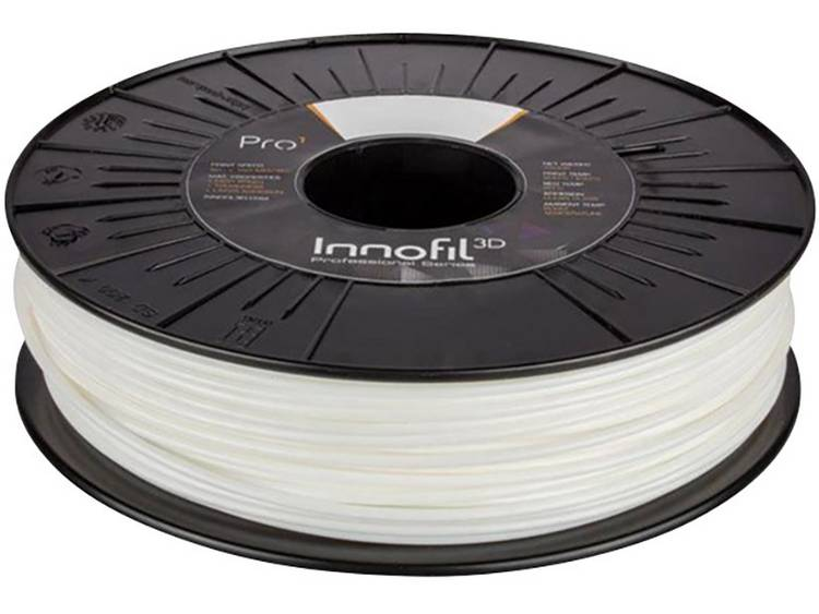 Filament Innofil 3D PR1-7501a075 1.75 mm Natuurwit 750 g