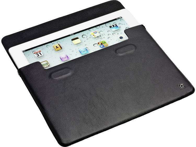 Dicota Sleeve Universele tablet hoes Geschikt voor displaygrootte: 24,6 cm (9,7) - 25,7 cm (10,1) Zwart