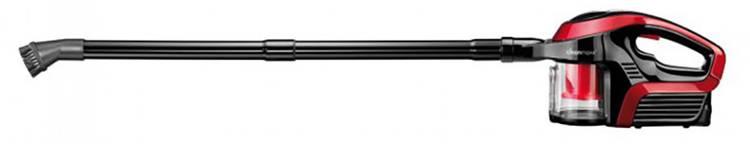 Image of Accu-handstofzuiger CleanMaxx Zwart, Rood