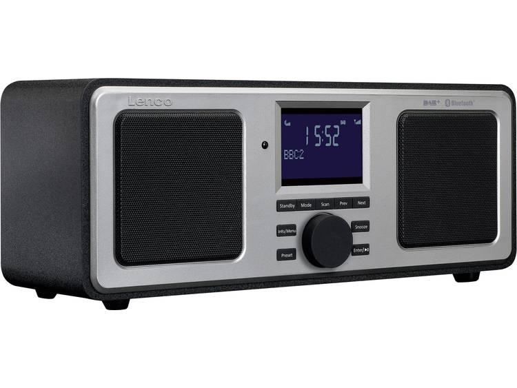 Lenco DAR-015BK DAB+ Tafelradio AUX, Bluetooth