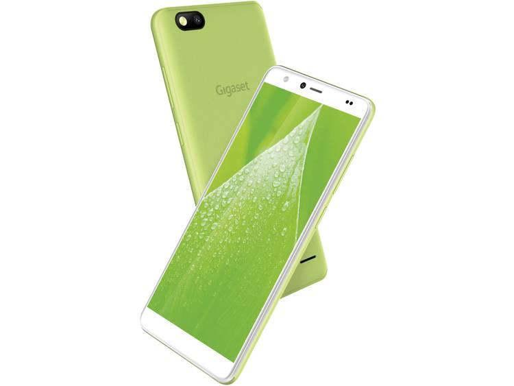 Gigaset GS100 Dual-SIM LTE smartphone 14 cm (5.5 inch) 1.3 GHz Quad Core 8 GB 8 Mpix Android 8.1 Oreo Groen