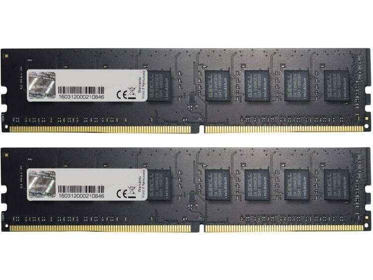 PC-werkgeheugen kit G.Skill F4-2400C15D-8GNT F4-2400C15D-8GNT 8 GB 2 x 4 GB DDR4-RAM 2400 MHz CL15-15-15-35