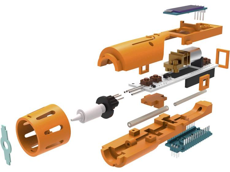 3D-printerpen 3D Simo Kit ABS, PLA 1.75 mm