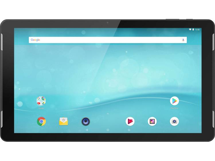 TrekStor® Surftab Theatre K13 Android-tablet 33.8 cm (13.3 inch) 16 GB Wi-Fi Zwart 1.5 GHz Quad Core Android 8.1 Oreo 1920 x 1080 pix