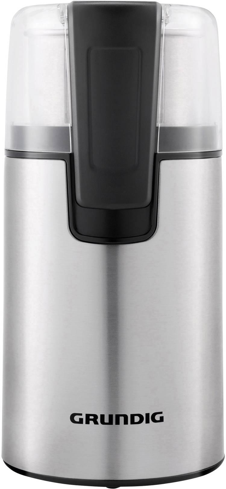 Image of Koffiemolen Grundig CM 4760 RVS, Zwart GMS2070 Slagmessen