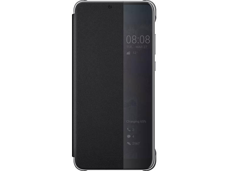 Huawei P20 Plus Smart View Flip Cover Bruin