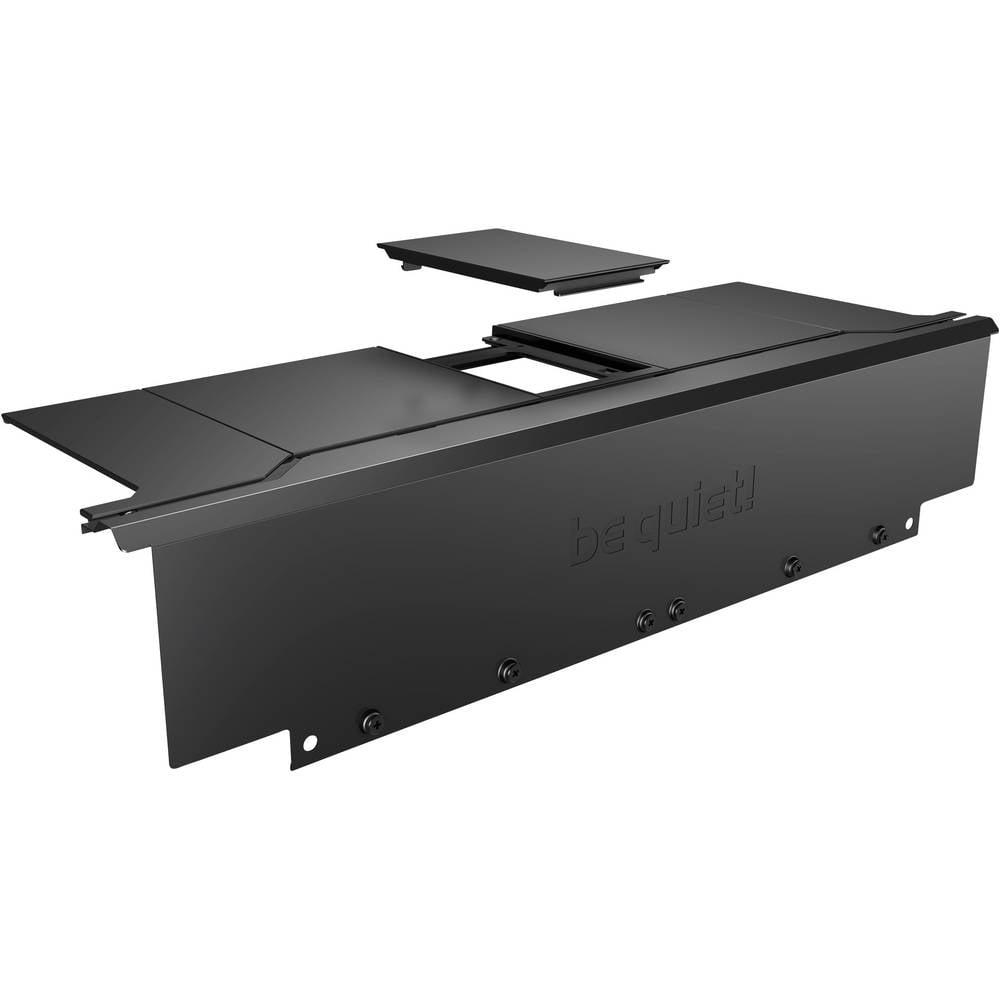 BeQuiet PSU Shroud /DB900 PC-nätdelskåpa Passar till:Be Quiet! Dark Base 900 , Be Quiet! Dark Base Pro 900 , Be Quiet! Dark Base Pro 900 rev. 2 Svart