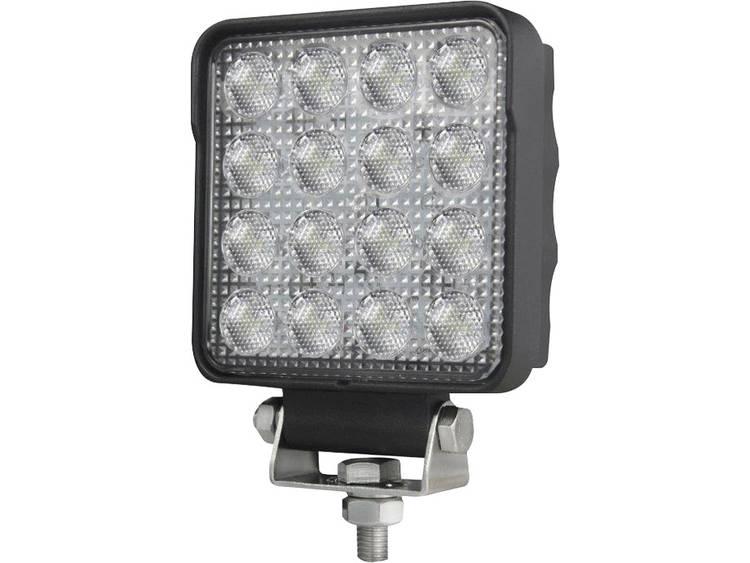 Hella Valuefit S2500 LED 1GA 357 106 022 Werkschijnwerper 12 V, 24 V Grootvlakkig terreinlicht (b x h x d) 108 x 137 x 48 mm 2500 lm 6000 K