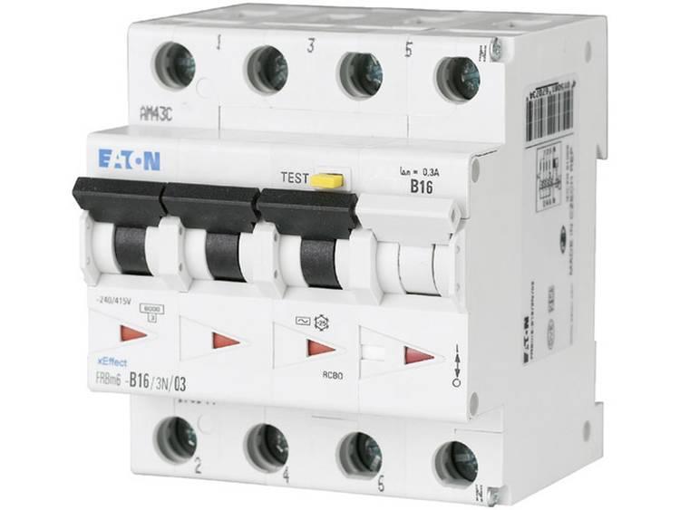 FRBM6-C16-3N-003-A Earth leakage circuit breaker C16-0,03A FRBM6-C16-3N-003-A