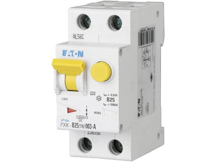 Eaton 236950 Aardlekschakelaar-zekeringautomaat 2-polig 25 A 0.03 A 230 V-AC