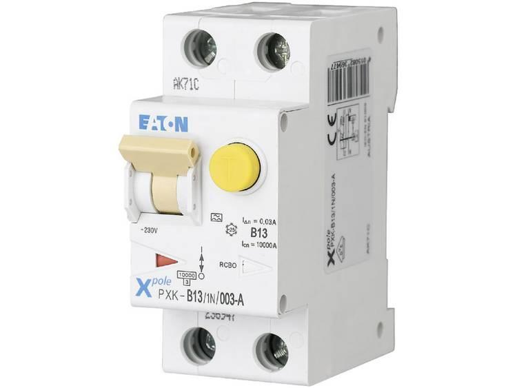 Eaton 236963 Aardlekschakelaar-zekeringautomaat 2-polig 13 A 0.03 A 230 V-AC