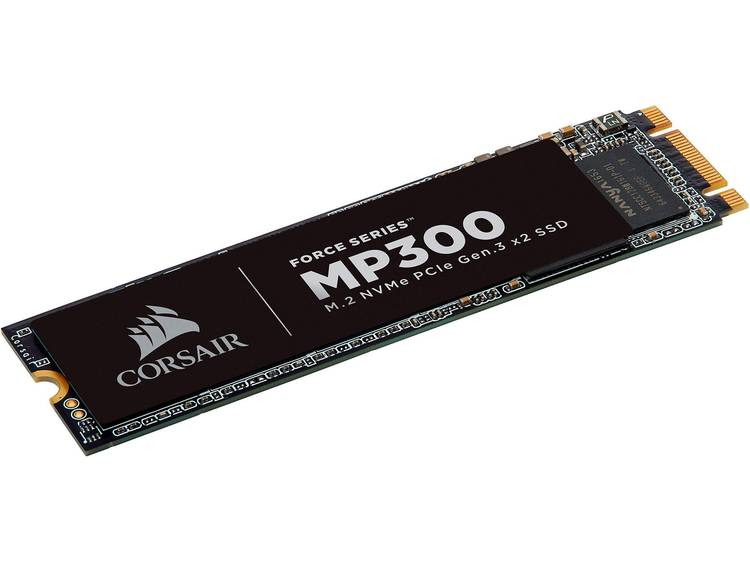 SATA M.2 SSD 2280 harde schijf 960 GB Corsair Force MP300 Refurbished CSSD-F960GBMP300 PCIe 3.0 x4