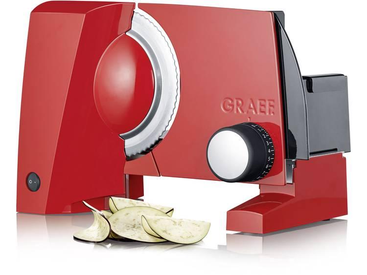 Snijmachine Graef Sliced Kitchen S10003 Rood