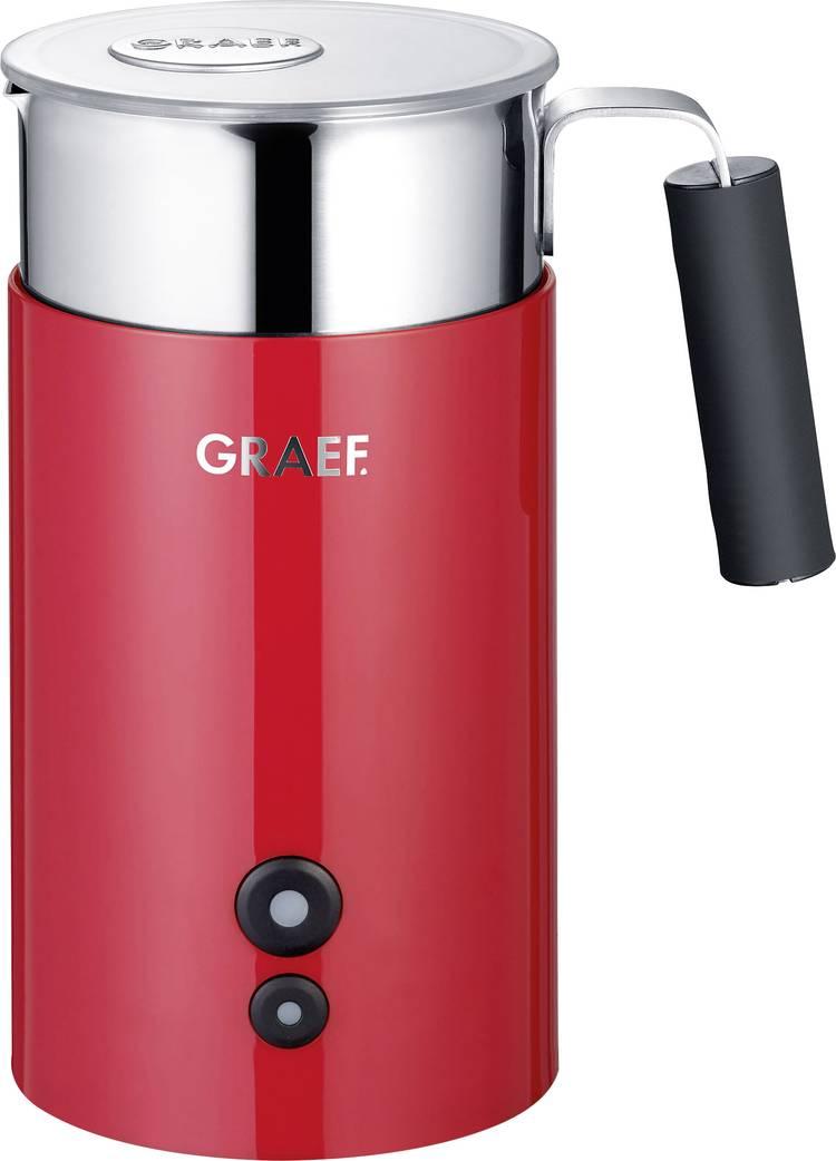 Image of Graef MS703EU Melkopschuimer 450 W 400 ml Rood