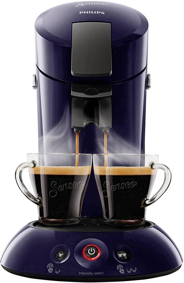 Image of SENSEO HD6554/40 Original HD6554/40 Koffiepadmachine Donkerblauw