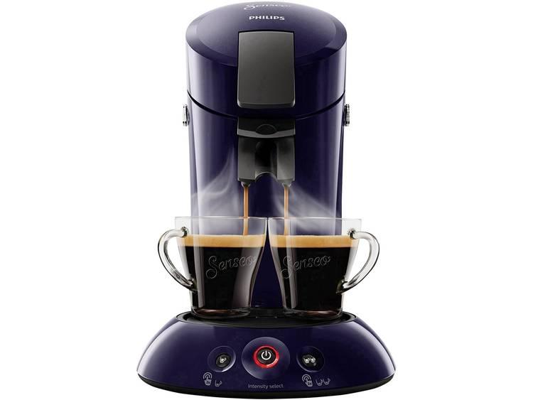 SENSEO® HD6554/40 Original HD6554/40 Koffiepadmachine Donkerblauw