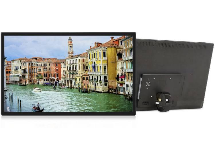 Braun DigiFrame 240 Business Line Digitale fotolijst 54.6 cm 21.5 inch 1920 x 1080 pix Zwart