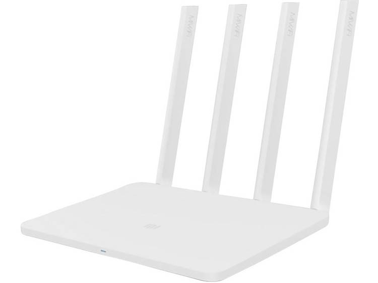 WiFi router Xiaomi Mi 3 2.4 GHz, 5 GHz 1.2 Gbit/s