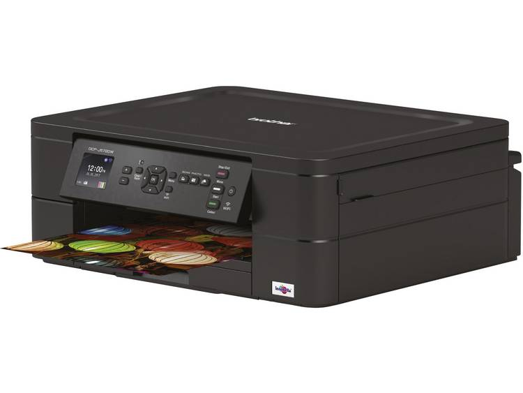 Brother DCP J572DW Multifunctionele inkjetprinter Printen Kopiëren Scannen WiF