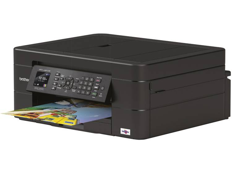 Brother MFC J491DW Multifunctionele inkjetprinter Printen Kopiëren Scannen Fa