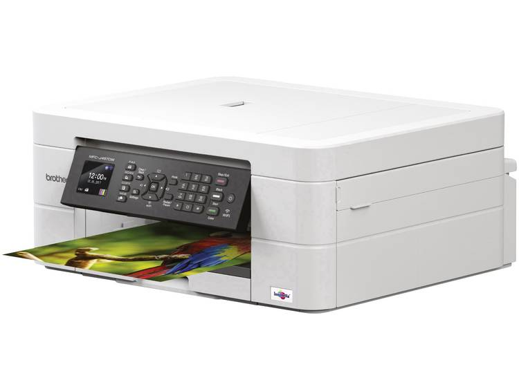 Brother MFC J497DW Multifunctionele inkjetprinter Printen Kopiëren Scannen Fa