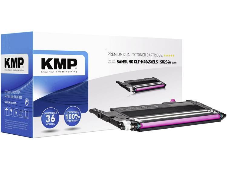 KMP Tonercassette vervangt Samsung CLT M404S M404 SU234A Compatibel Magenta 10
