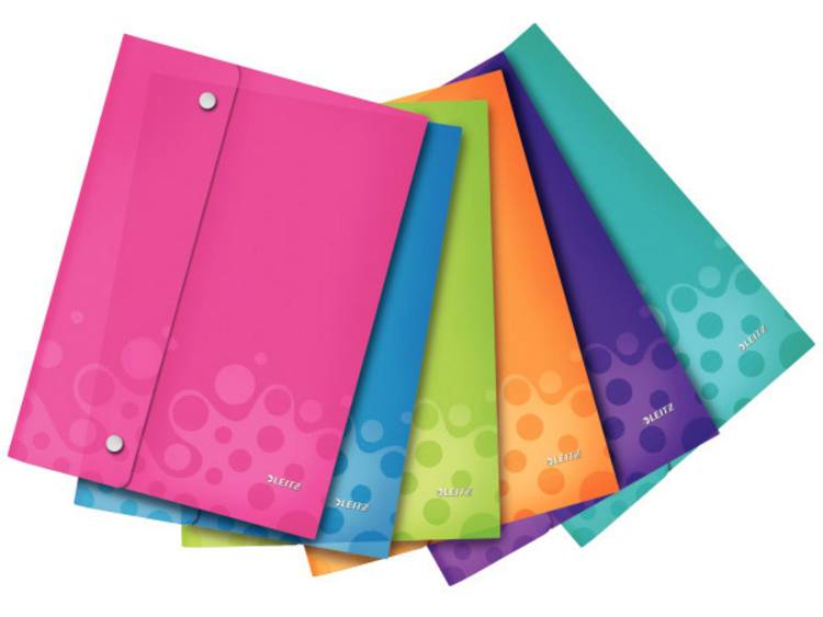 Leitz 4469-00-99 Roze, Blauw, Groen, Lila, Turquoise, Oranje 6 stuks