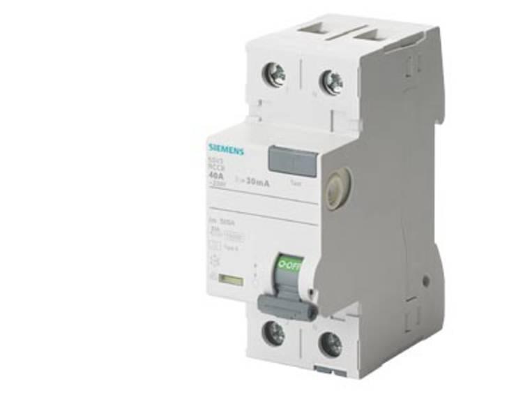 Siemens 5SV33146LA Aardlekschakelaar