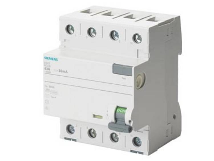 Siemens 5SV33446LA Aardlekschakelaar