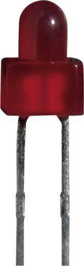 Kingbright L-616BSRD-B LED bedraad Hyper-rood Rond 3 mm