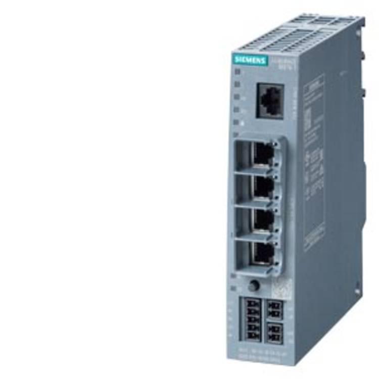 SCALANCE M8 16-1 ADSL-router, voor het bekabelde IP-communicatie
