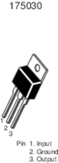 Spanningsregelaar - lineair, type 78 ON Semiconductor MC7815CTG TO-220AB Positief Vast 15 V 1 A