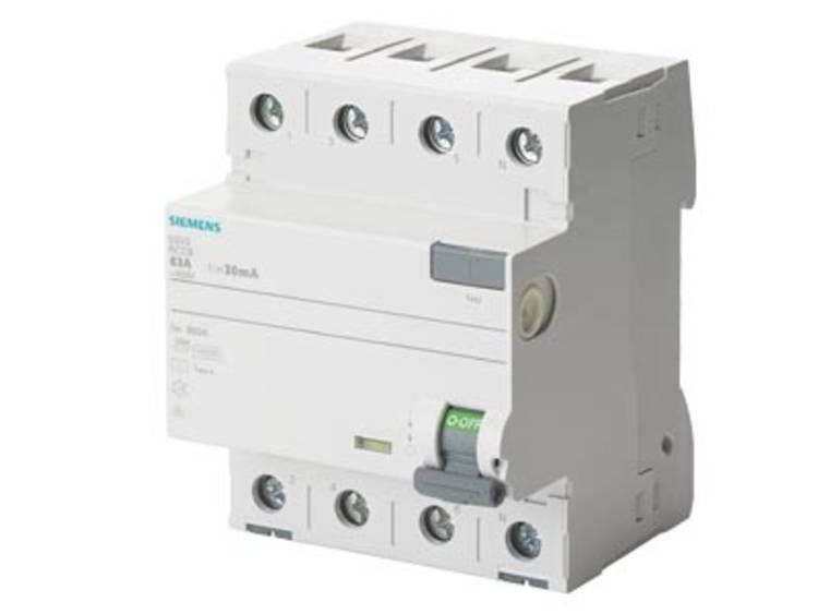 Siemens 5SV34468LA Aardlekschakelaar