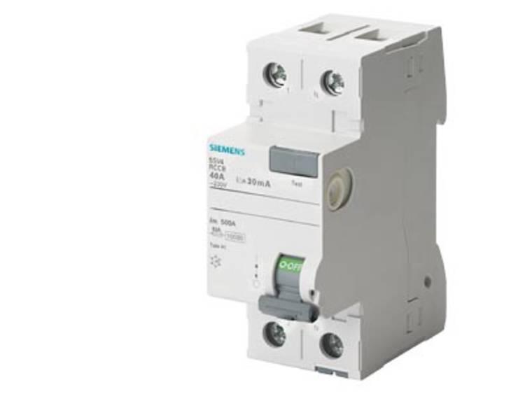 Siemens 5SV43140LA Aardlekschakelaar