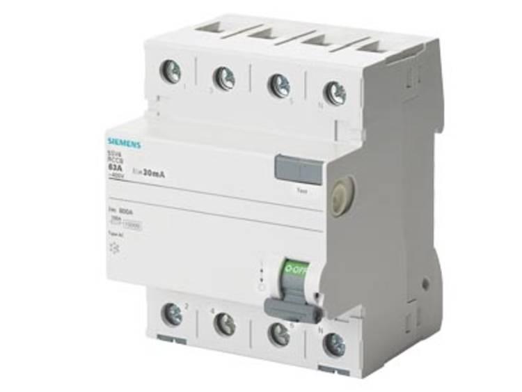 Siemens 5SV43460LA Aardlekschakelaar