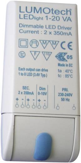 Power LED-converter 350 mA 30 V/DC Voedingsspanning (max.): 32 V/DC
