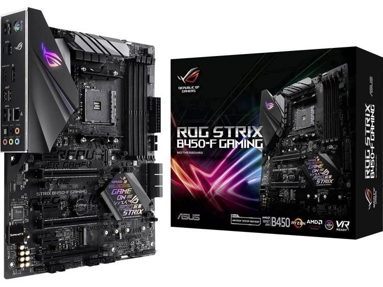 Asus ROG Strix B450-F Gaming Moederbord Socket AMD AM4 Vormfactor ATX Moederbord chipset AMD® B450
