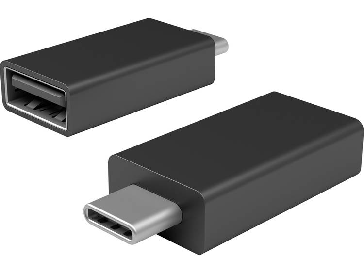Microsoft USB 3.0 Adapter [1x USB 3.0 stekker A 1x USB-C stekker] Surface Adapter