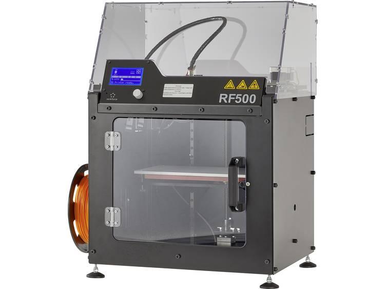 RF500 behuizing van polycarbonaat deur kap Geschikt voor Renkforce RF500