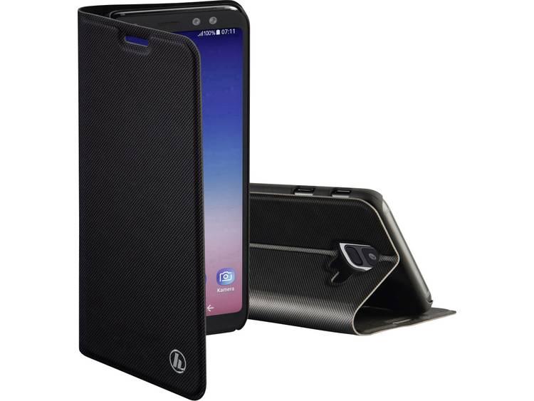 Hama Slim Pro Booklet Geschikt voor model (GSMs): Samsung A8 Zwart