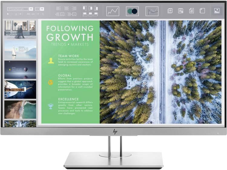 HP EliteDisplay E243 LED-monitor 60.5 cm (23.8 inch) Energielabel A+ (A++ – E) 1920 x 1080 pix Full HD 5 ms DisplayPort, HDMI, VGA, USB 3.0 IPS LED