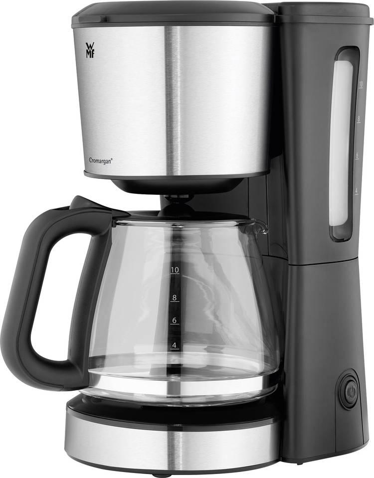 Image of Koffiezetapparaat WMF 412250011 Zilver (mat), Zwart Capaciteit koppen=10
