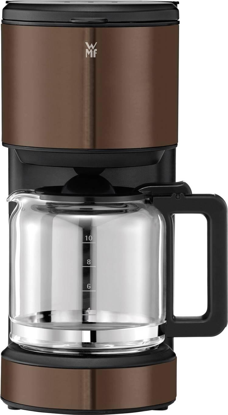 Image of Koffiezetapparaat WMF TERRA Aroma Bruin (metallic), Zwart Capaciteit koppen=10